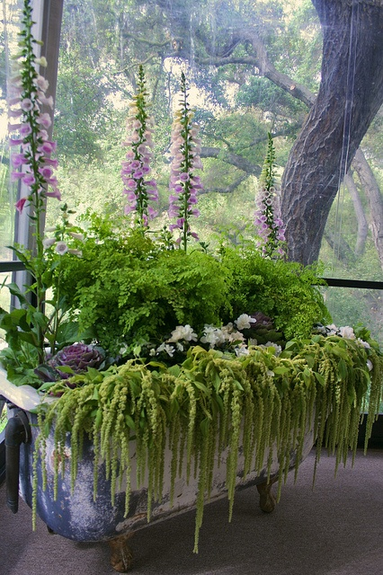 Flower Garden Ideas With Old Wheelbarrow repurposed garden containers and tons of great ideas for your