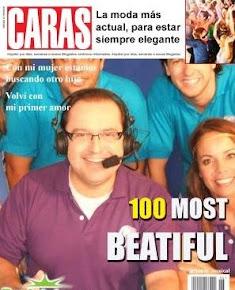 Antonio Carlos Gomes na revista CARAS kkk