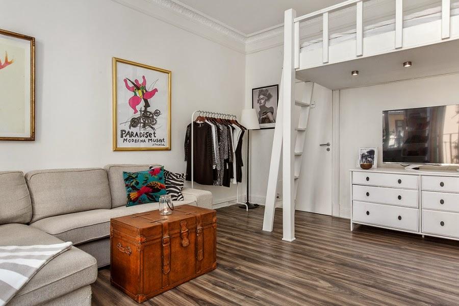 wystrój wnętrz, home decor, wnętrza, białe wnętrza, biel, styl skandynawski, minimalizm, antresola