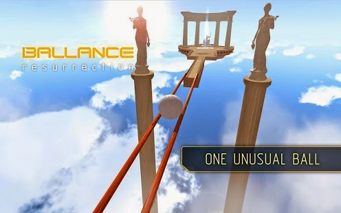 Ballance Resurrection Pro Android Game APK + Obb