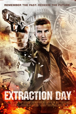 Extraction Day 2015 poster