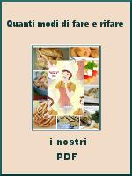 TUTTI I PDF DELLE RICETTE RIFATTE