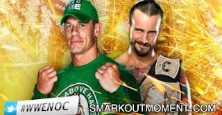 Watch Night of Champions 2012 PPV WWE Championship John Cena vs CM Punk