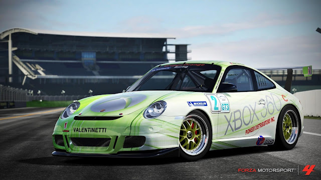 Paquete porsche 2008+%2302+Gruppe+Orange+Racing+911+GT3+Cup