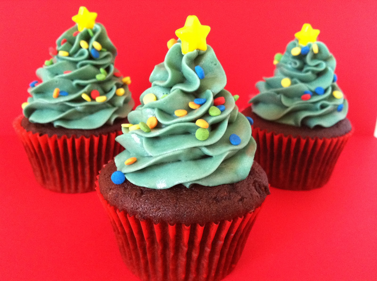 How to Make Gingerbread Cupcakes