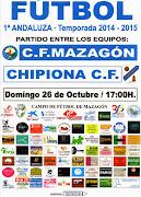 C.F. MAZAGÓN - CHIPIONA C.F.