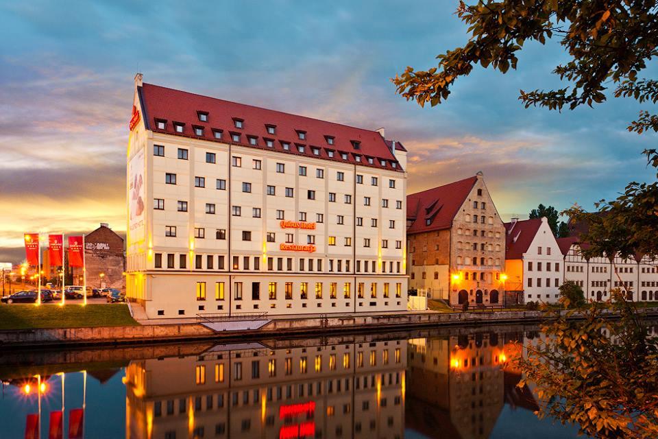 Qubus Hotel Gdansk promocja