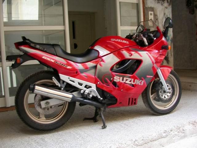 Cool Bikes Suzuki Gsx600f