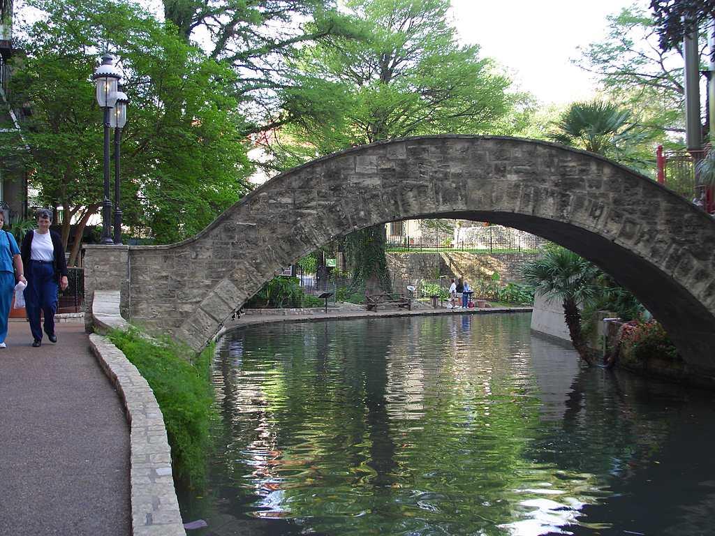 bridge on the river - photo #43