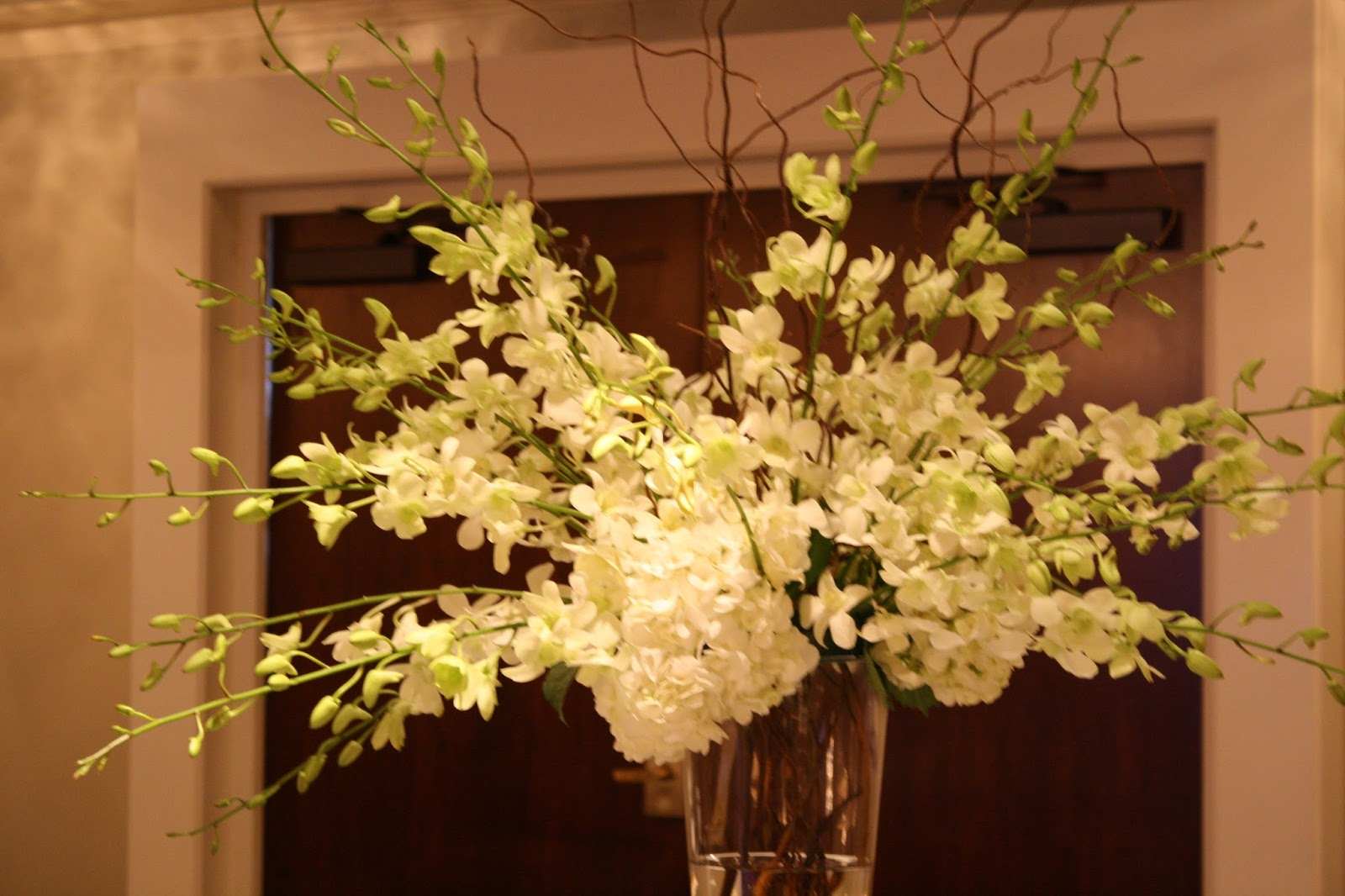 Bridal bouquet design the westin governor morris hotel