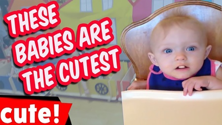 These Babies Are The Cutest | Cutest Babies Compilation