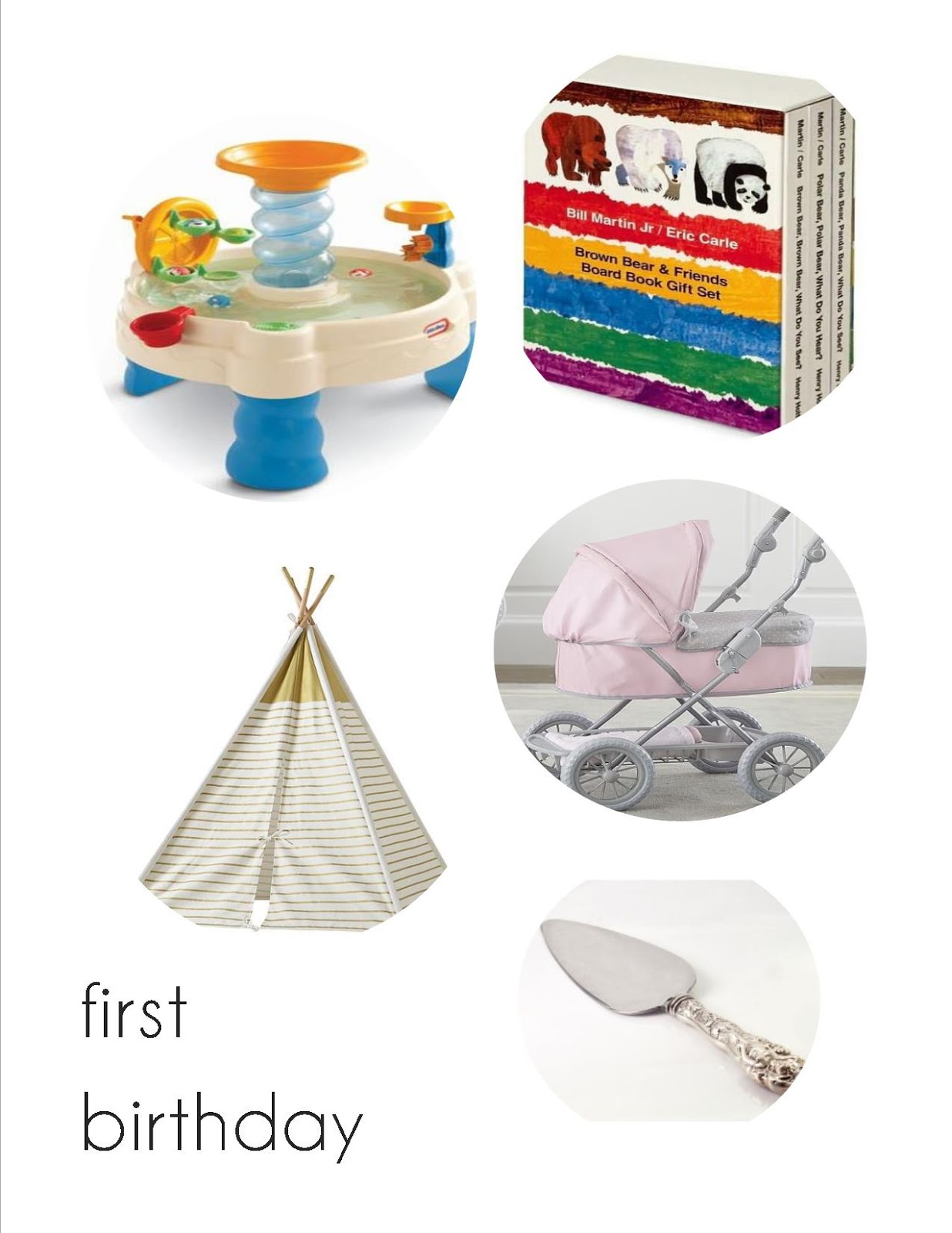 Baby Gift Ideas First Birthday : Words with the williams baby s st birthday gift ideas