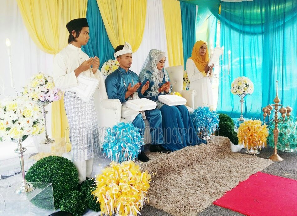 doa dari pengantin