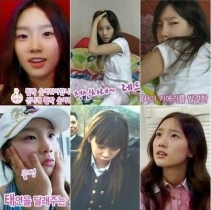Foto SMA Taeyeon SNSD