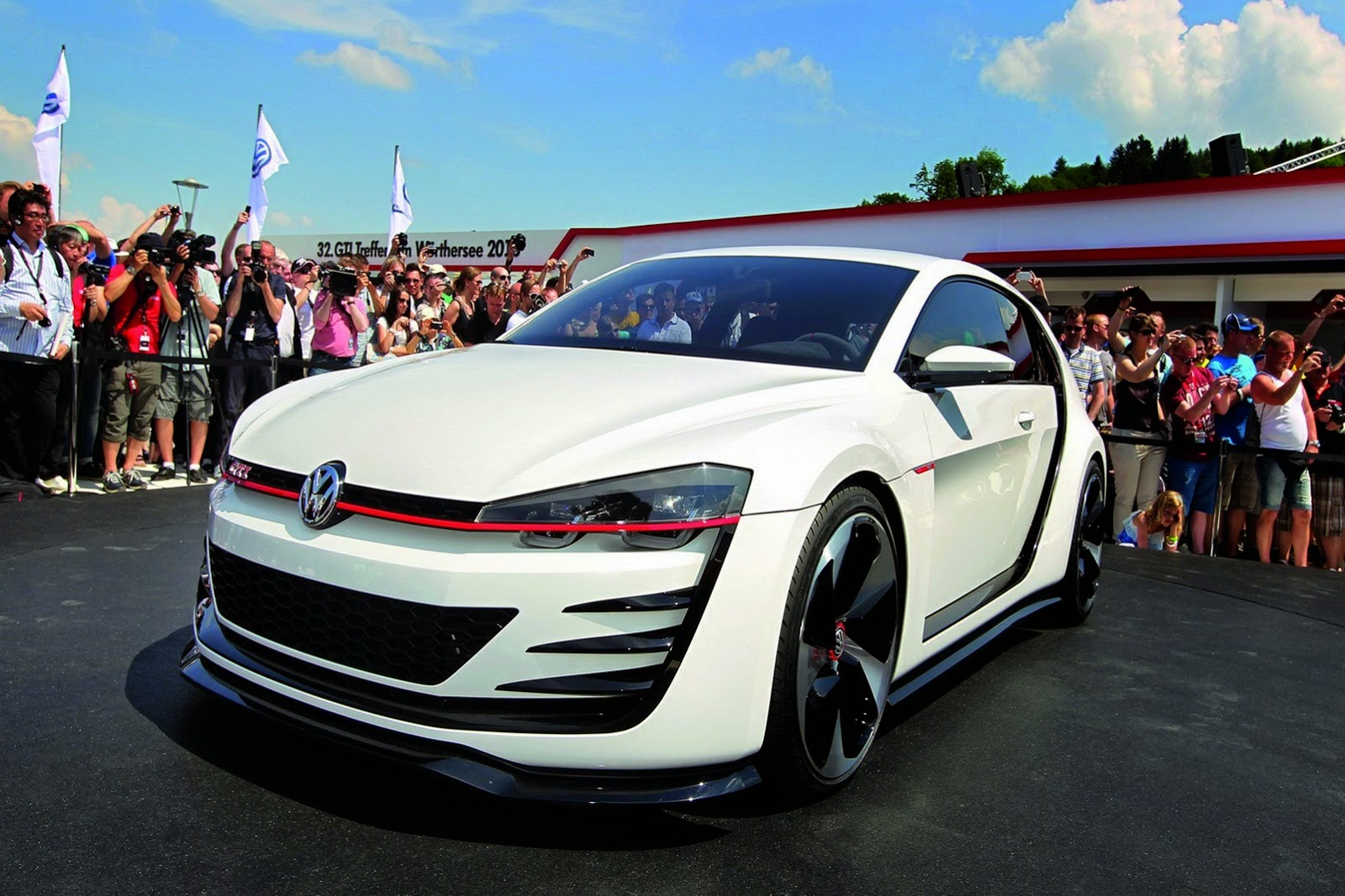 2017 vw gti performace release date price and specs