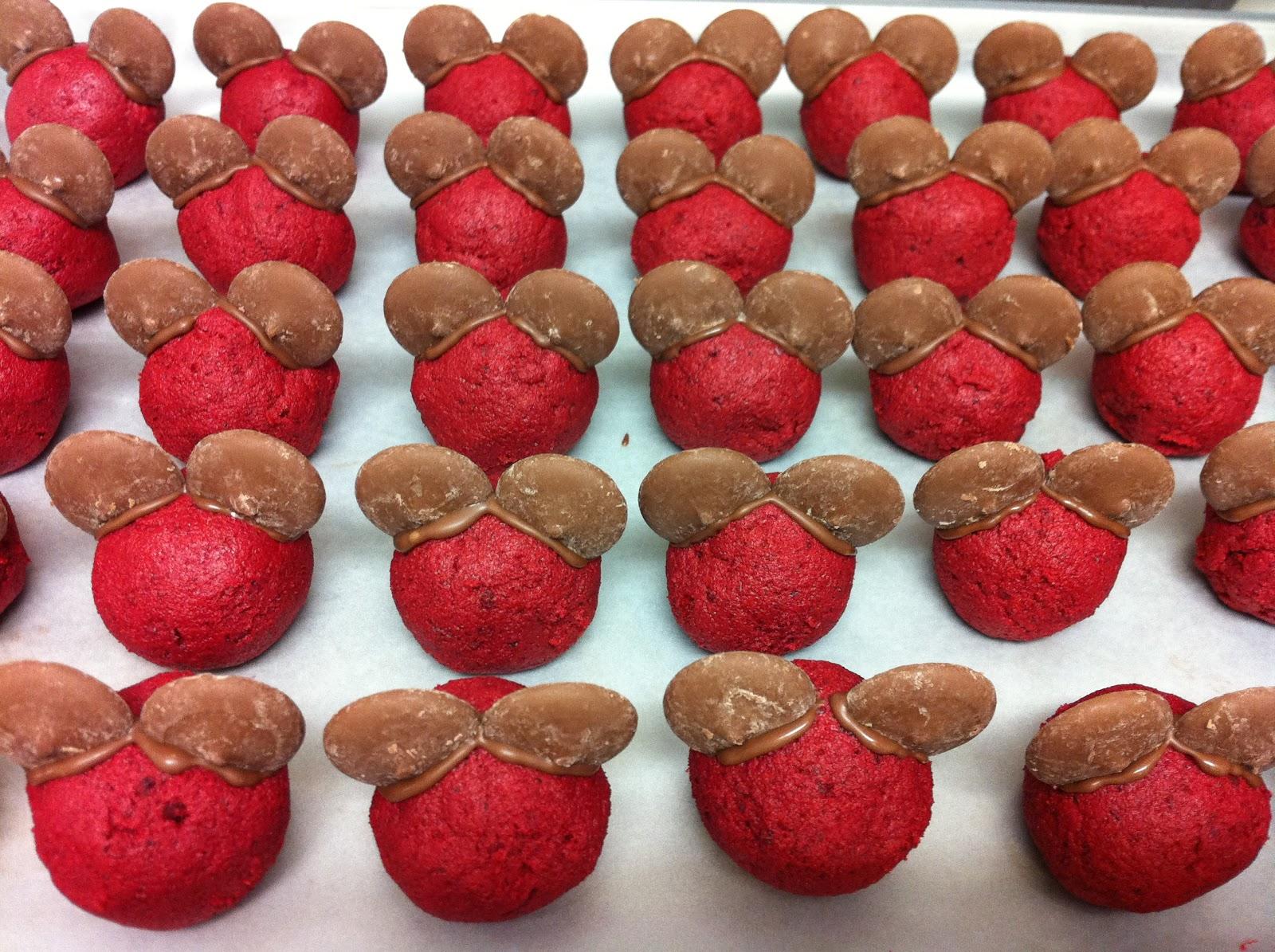 Red Velvet Cake Balls From Scratch