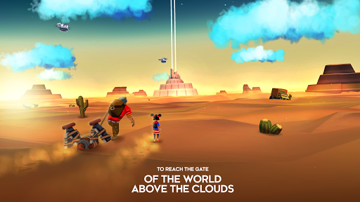 Cloud Chasers Apk Android Game
