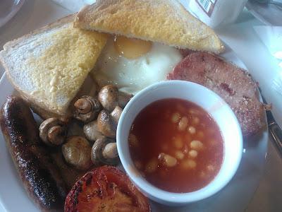 Cafe Cosmopolitan Bristol