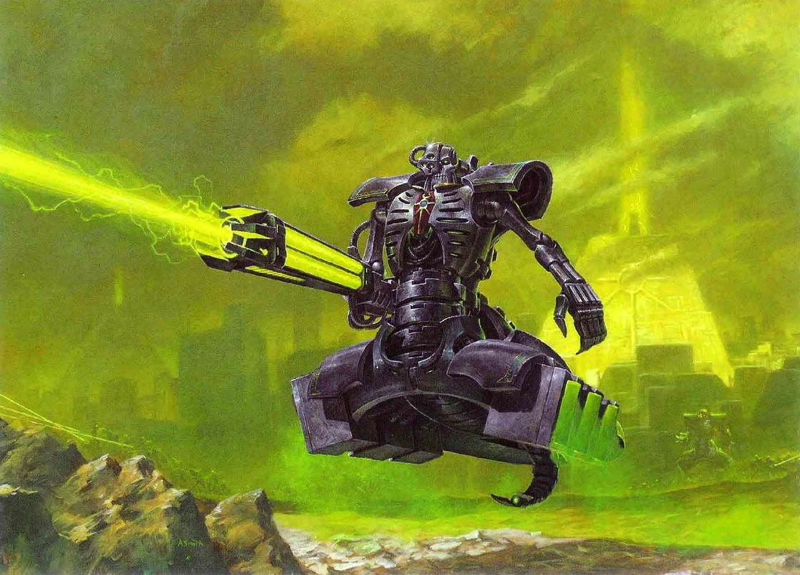 Necron Codex: Full Set of Leaks