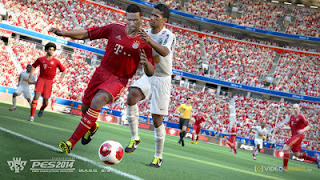 Free Download Game PES 2014