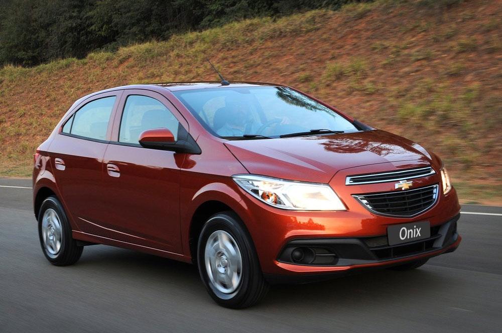 2013 Chevrolet Onix Car Concept