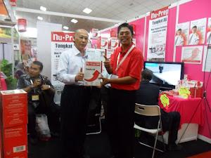 Nu-Prep 100. Halfest 2011 PWTC, RY Saloon Wakil Indonesia