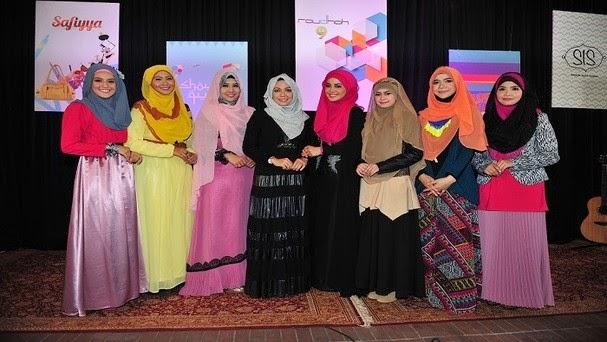 TV9 Perkenal Raudhah Lin Nisa'