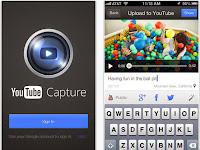 Cara Upload (Unggah) Video Ke YouTube Dari Perangkat iOS