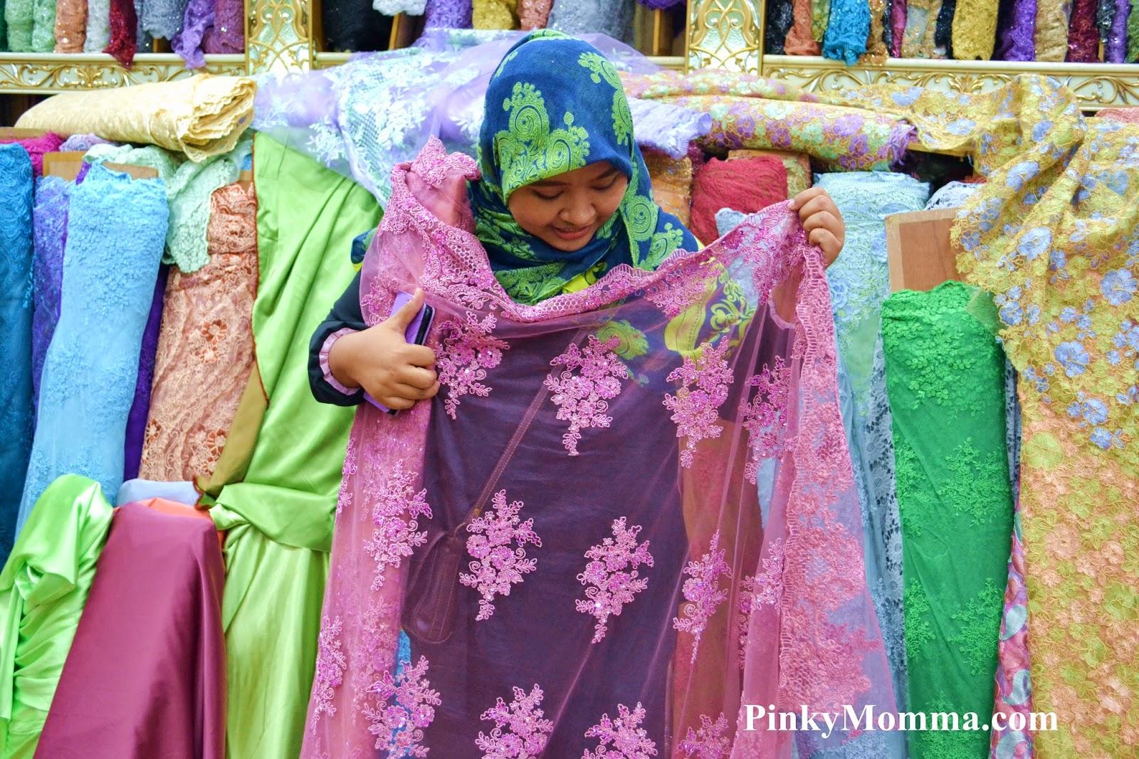 Harga lace bandung Baju gamis pasar baru bandung