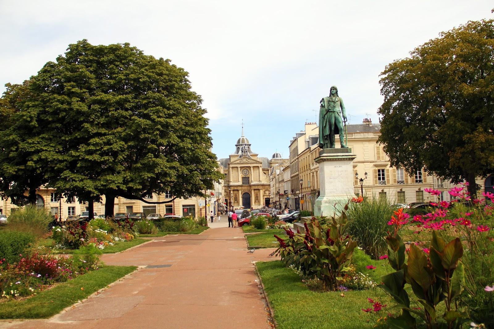 деревня Версаль