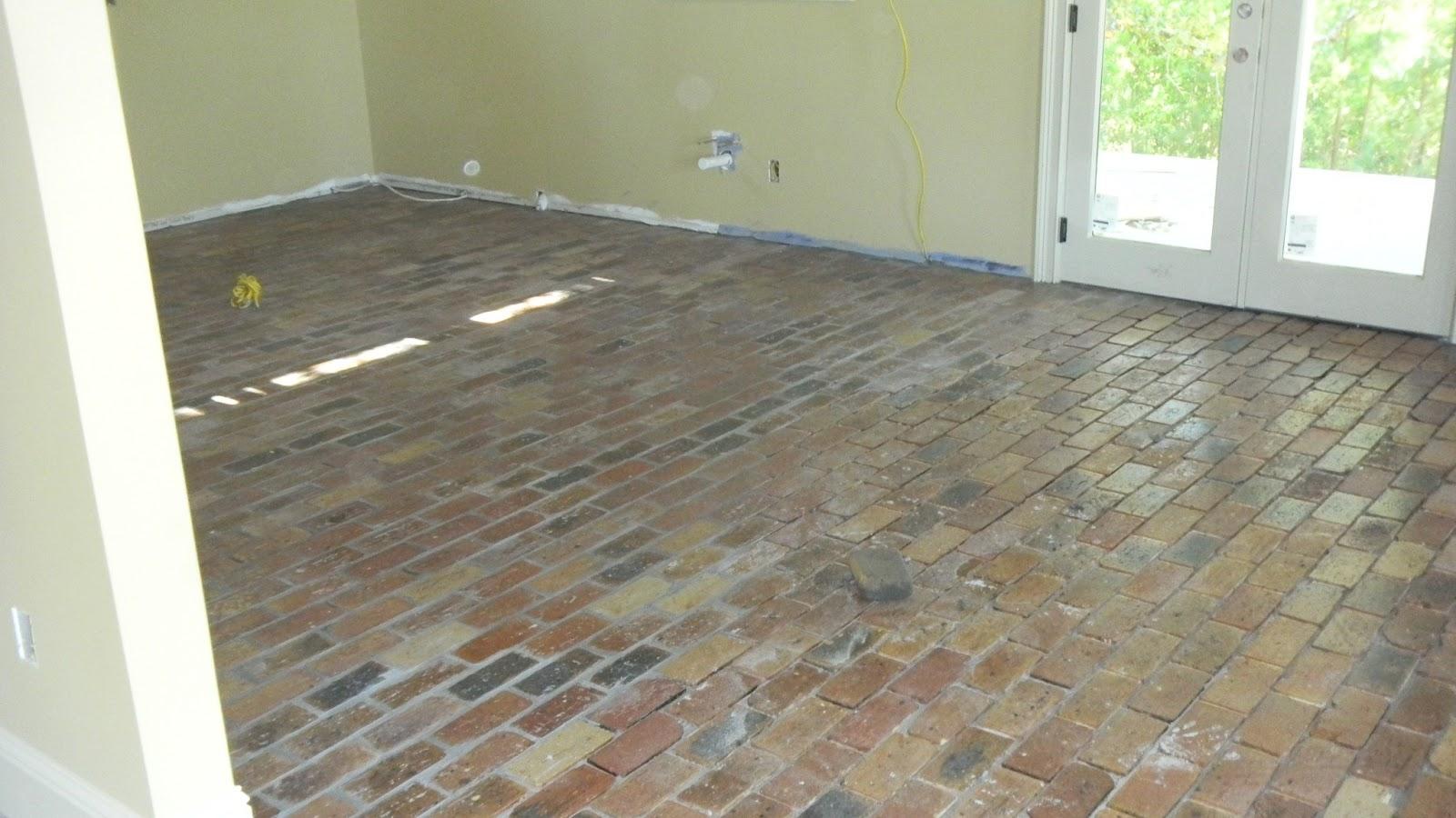 Porteaux Progress: Flooring Has Begun.