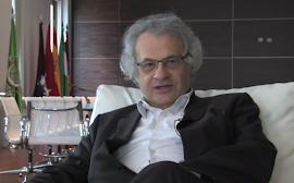 Amin Maalouf saluda al blog