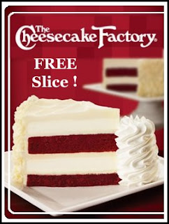 Cheesecake factory coupons december 2018 Cg burgers coupons