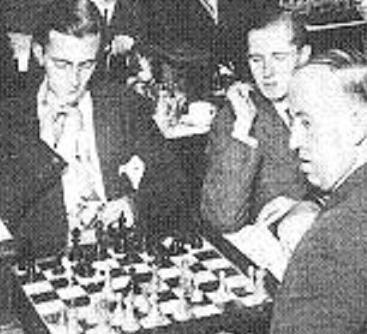 El doctor Rey, Boyan Marcoff y el doctor Carlos R. Lafora