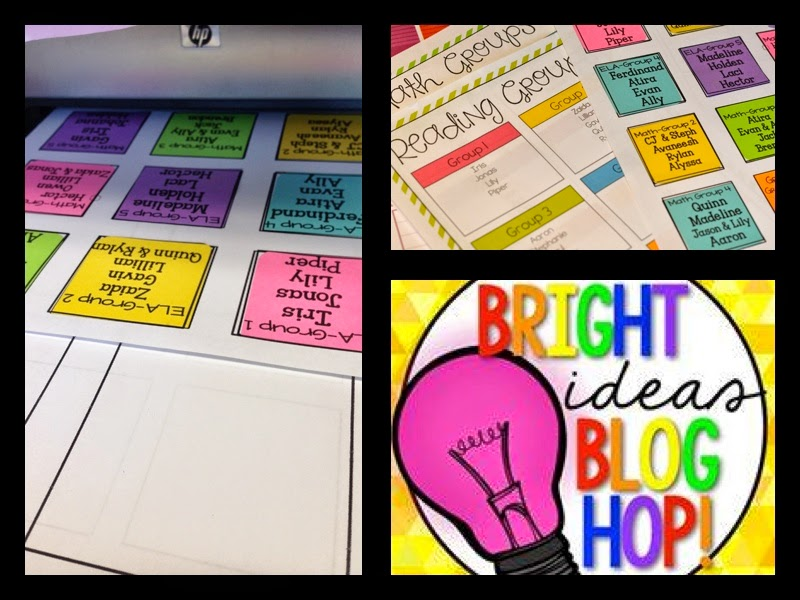 post it note lesson plans