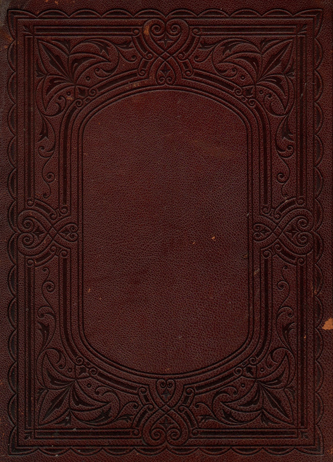Antique Book Cover Frame Free PNG ImageOld Book Design
