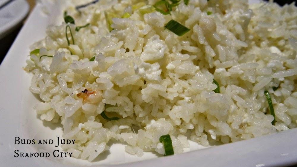 Seafood City. Seafood Restaurant in Cebu City, rice