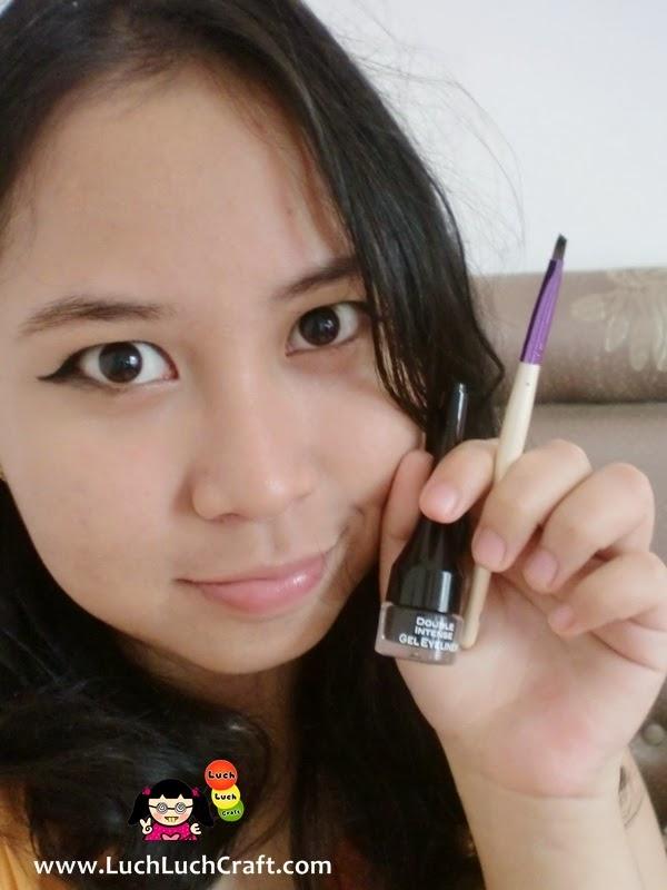 eyeliner gaya Korea