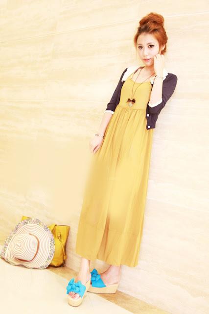 New Women's Clothing Models Korea