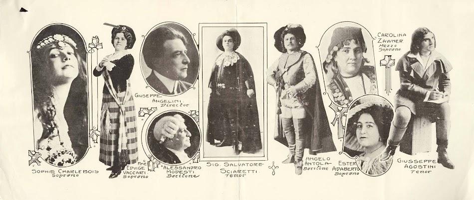 Greatest Opera Singers