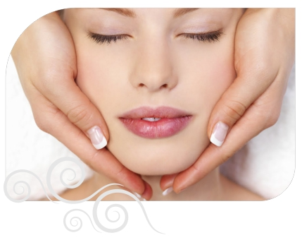 **** Massagem Facial  ****