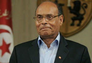 Moncef Marzouki félicite Beji Caïed Essebsi