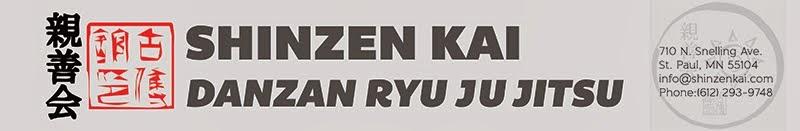 Shinzen Kai - Danzan Ryu Jujitsu
