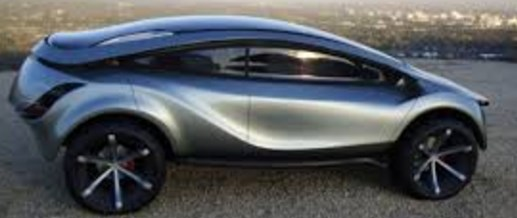 Mazda Tanken SUV