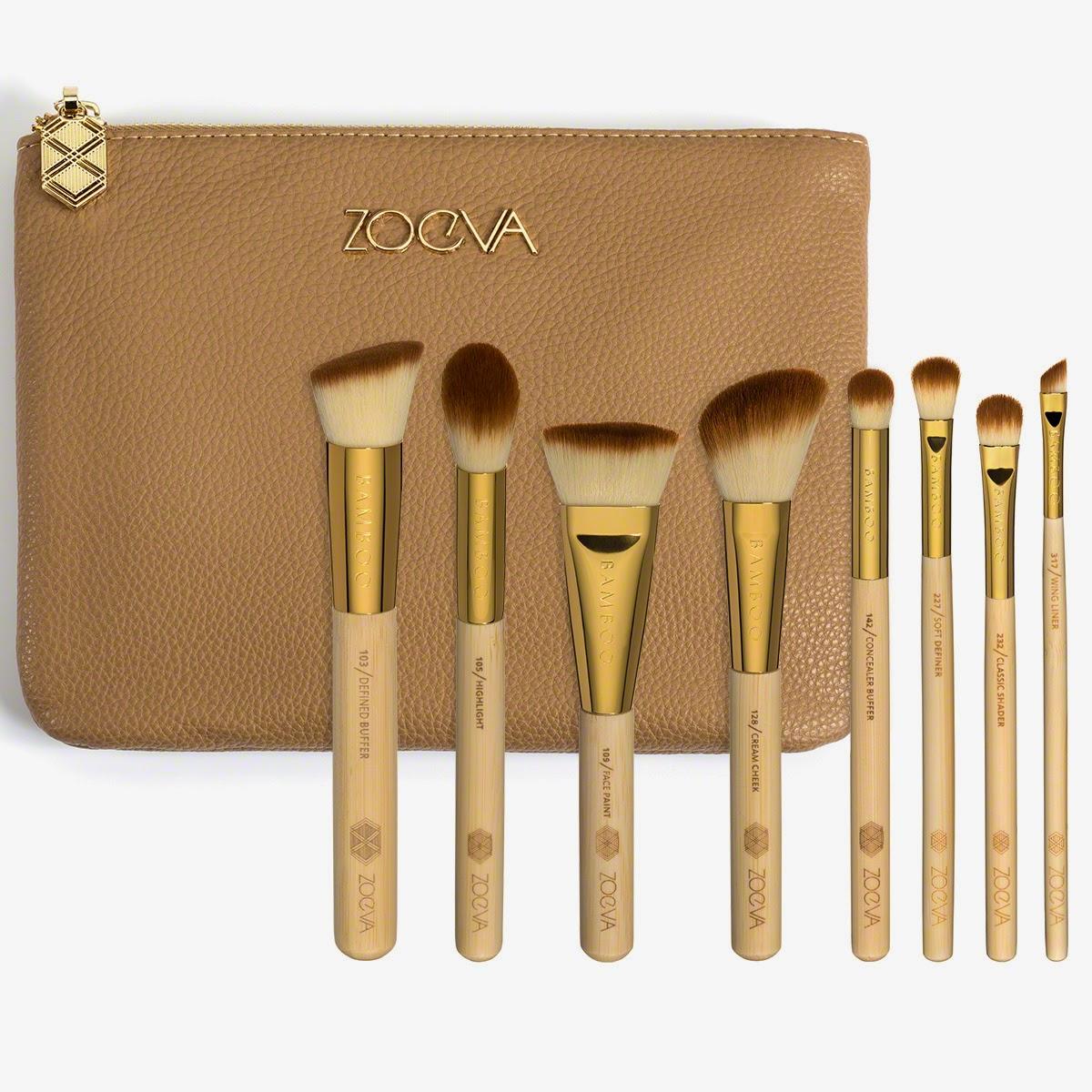 Zoeva Bamboo Vol 2 Brush Collection