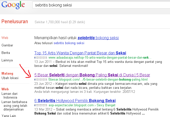 Tutorial SEO (Search Engine Optimation)