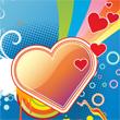 Coração-Arco-íris