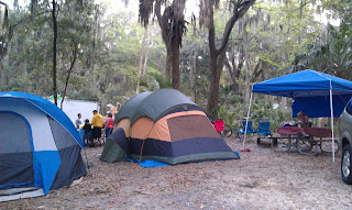 cheap family florida camping