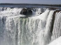Cataratas del Iguazu, Prov de Misiones. Argentina..