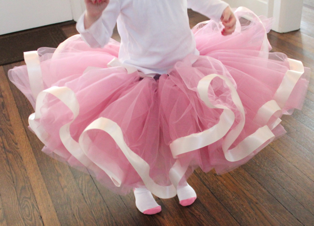 Tutu Tutorial Part 5 Basic Sewn